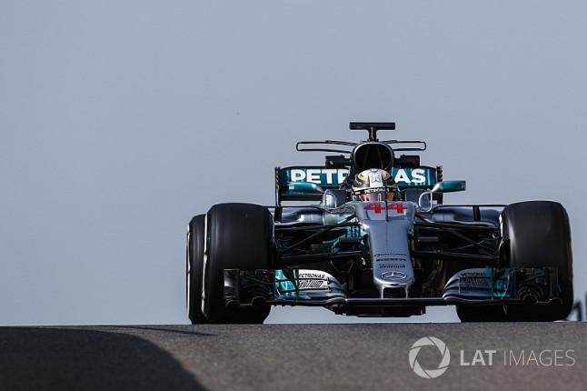 Hamilton – Mercedes